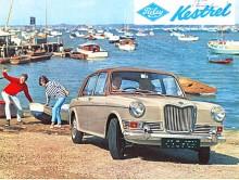 BMC 1100 presenterades på hösten 1962 som en Morris. Den blev en succé och den enda modell som kom att säljas under koncernens alla sex bilmärken. Sist ut på banan kom 1965 Riley Kestrel.