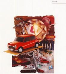 Det har också funnits modeller av Hundkojan med namnet Sprite, första gången 1983 på en av de myriader av limiterade specialmodeller som gjordes med olika dekor för att hålla intresset för Mini uppe. 1992 bytte den enklaste modellen City namn till Sprite.