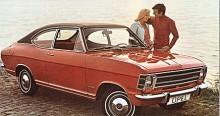 Namnet Olympia återupplivades 1967 på en bil som var en lätt upplyxad version av Kadett B. Den hade samma fastbackkaross som Kadett LS och fanns i alla varianter med 1900-motorn. Den gick inte att få i någon Kadett utom Rallye coupén.