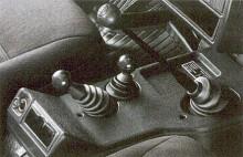 Niva är en riktig terrängbil med hög- och lågväxlar och spärrbar mellandifferential.