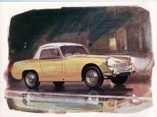 Efter tre år fick Sprite ett nytt och mera konventionellt utseende och samtidigt lanserades en version med MG-emblem. Det påstås att främre delen av bilen ritades av Austin i Longbridge och den bakre av M.G. i Abingdon och att de inte talade med varandra.