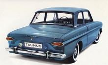 Snärtigare fram än bak kan väl sägas om följande generation, som fanns till 1966. Den var framhjulsdriven och hade V4-motor.