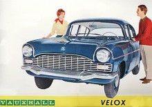 Ny motor igen 1961, nu på 2,6 liter och 113 hk, det var 23 hk mer än vad ärkekonkurrenten Ford Zephyr hade. Karossen omarbetades också och blev mindre radikal än ursprungsformen från 1958.