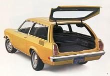 Kammback var en prydlig kombi vars aerodynamik GM prisade i broschyren utan att förklara att namnet emanerade från tysken Wunibald Kamm. Alla Vega hade stora ventilationsgaller i aktern som liknade Corvairs luftintag för motorkylning - märkligt när GM helst ville glömma Corvair efter att alla skriverier.