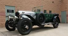 Vauxhall garanterade en toppfart av 100 mph för OE 30/98 om den fabriksbyggda Veloxkarossen strippades på onödig vikt. Motorn var en toppventilfyra på 4,2 liter med en effekt av 112 bhp, sensationella siffror i mitten av 1920-talet.