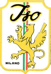 Iso började som tillverkare av kylskåp men sadlade efter andra världskriget om till motorfordon.