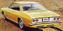 Chevrolet Corvair kom hösten 1964 i en omarbetad och kraftigt förbättrad upplaga. Coupén Corsa ersatte Spyder.