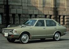 1970 kom nästa generation. Motoralternativen var nu 1 400 och 1 600 kubik.