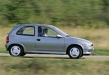 1993 kom Opel Corsa del två.