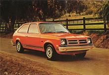 1977 års Chevrolet Chevette Rally.