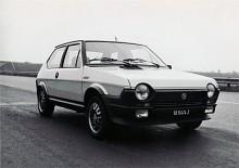 Den första sportversionen: 105 TC.