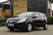 Vauxhall Corsa.