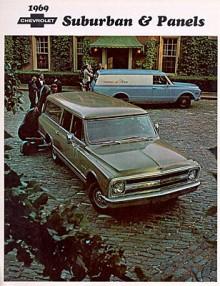 Generationen som tillverkades mellan 1967 och 1972 har en i bilvärlden ovanlig lösning. Den hade en sidodörr på förarsidan och två på passagerarsidan.