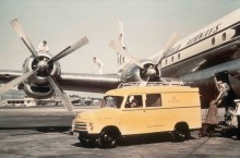 Posten kom fram lite pålitligare med Opel Blitz.