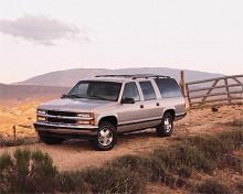 1992-99 tillverkades den så kallade GMT400-generationen.