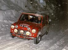 1965 var det Mäkinen och Easter som vann Monte Carlorallyt.