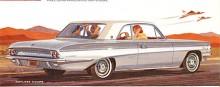 Den allra första Cutlass var en dream-car som Olds visade på Motorama 1954. I produktionen användes namnet första gången 1961 för coupéutförandet av Oldsmobiles kompakt F-85. Bilden visar 1962 års modell.