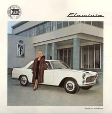 Den mest tillverkade Flaminia blev Coupén av Pinin Farina med återgång till konventionell framruta. Farinas stilstudie hette Florida 2 och hade dolda bakdörrar ungefär som Mazda RX-8 fyrtio år senare.