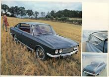 Chrysler tog kontroll över Rootes i slutet av 60-talet och1968 års Rapier ser ut som en förminskad Plymouth Barracuda 1966. Den var byggd på den nya Arrowplattformen som delades med Hillman, Humber och Singer. Modellen höll ut till 1976 och fanns också med Holbaytrimmad motor som kallades H120 fast den bara var på 105 hkr och inte toppade 120 mph