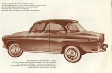 Simca Aronde var en av få europeiska bilar som fanns som riktig hardtop utan B-stolpe. Med starkare motor kallades den från 1959 för Monaco. För att skilja den utvändigt från Grand Large som var hardtoppen med standardeffekt hade Monaco en annan sidodekor. Sista åren fanns bara Monaco som då tappade sina av Ford Fairlane inspirerade kromlister och fick en enkel rak list i stället.