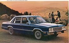 Även Mercury, som skapades som ett märke mellan Ford och Lincoln men som sedan länge haft samma sortiment som Ford, har haft en Zephyr på programmet. Det var helt enkelt en Ford Fairmont ( se namnsdagsbilar 12 januari!) med Mercurys emblem. På bilden första årsmodellen 1978.