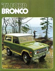 I mitten på 1970-talet föll försäljningen av Bronco när konkurrenterna utvecklat modeller som var större och samtidigt erbjöd mer personbilslik komfort.