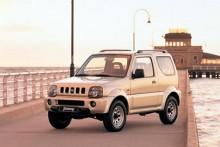 Dagens Jimny kom 1998 och är marknadens minsta jeep. Den säljs inte längre i Sverige.