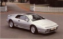 1987 fick formgivaren Peter Stevens i uppdrag att uppdatera Esprit och resultate blev en lite rundare framtoning.