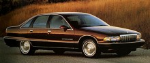 1991 fick Chevrolet Caprice sin sista karossändring - mer oval till formen - men behöll trots den stora omdaningen sin popularitet.
