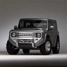 2004 visades en ny Ford Bronco som konceptbil.
