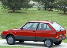 Axel tillverkades i Rumänien och såldes mellan 1985 och 1990. I Rumänien hette den Oltcit.