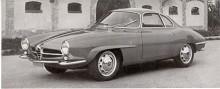 Giulietta Sprint Speciale kom 1957 och var en lättare och sportigare version. Nästan 1 400 exemplar såldes.