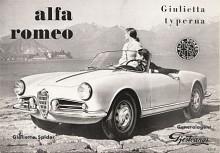 Den öppna versionen hette Spider och ritades och byggdes av Pininfarina.