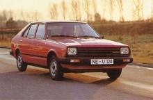 Den tredje generationen Cherry kallas N10 och tillverkades 1978-82.