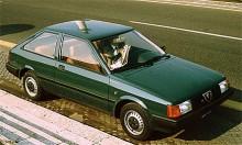 Vacker japansk design kombinerad med pålitlig italiensk mekanik: Alfa Arna.