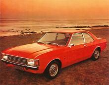 Consul återkom 1972 som en enklare fyracylindrig version av Granada men den kunde också fås med samma sexcylindriga bestyckning som den dyrare modellen. Det var ett amerikanskt tänkande att ha två modellserier och det gick inte hem i Europa, särskilt som prisskillnaden var ganska liten. Consul, som nu tillverkats i både England och Tyskland, lades därför ned inför modellåret 1976.