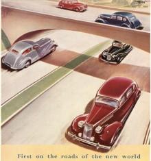 Ett av de första engelska märken som fredsåret 1945 presenterade nya modeller var Humber. De skilde sig inte mycket från förkrigsmodellerna, men Humber Hawk var ny i programmet. Den var den minsta i serien och hade en tvåliters fyra på 56 hk. Den enda förändring som gjordes under dess treåriga produktionstid var att den drabbades av rattväxel!