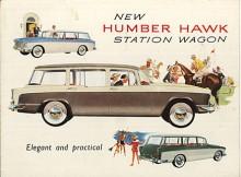 Humbers likhet med Chevrolet är ännu tydligare hos kombimodellen som kallades Station Wagon med den amerikanska termen - engelsmännen sa oftast Estate Car. Humber Hawk Station Wagon var en bil omtyckt av engelska konst- och antikvitetshandlare, en roll som på 70- och 80-talen övertogs av Volvos herrgårdsvagnar.