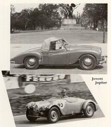 En lätt racerkaross byggdes för LeMans 1951 och 1952. Jupiter vann även dessa år sin klass men 1952 mest på grund av att den Porsche som inte bröt blev diskad för att motorn inte stängdes av vid ett depåstopp. Jowett ställde inte upp fler gånger därför konkurrensen från Porsche med flera renodlade sportbilar blev för svår.