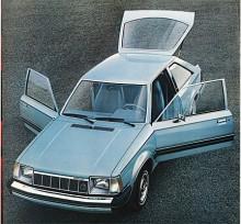 Mercury Lynx 1981 är tämligen okänd i Europa men är det inte något bekant över den? Jo, det är förstås en Mercuryversion av den första framhjulsdrivna Ford Escort som lanserades 1981 som en världsbil. Den tillverkades i USA också under sitt rätta namn och såldes då genom Fordåterförsäljarna som efterträdare till Pinto. Hos Mercury hade Pinto hetat Bobcat som alltså nu efterträddes av Lynx.