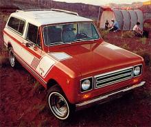 Scout II Traveler tillverkades också mellan 1976 och 1980.