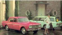 Andra upplagan av Crown kom 1962 och det var med den som Toyota inledde sin exportsatsning på många marknader. Till Sverige kom den 1964 via Danmark.