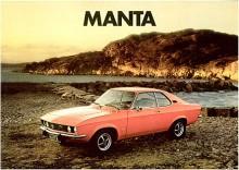 På framskärmen satt en stiliserad manta, snygg. Vanligast i Sverige var 16-litersmodellen med 80 hk. 1,9-litersmotorn gav 90 hk och bättre vrid.