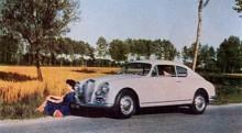 Aurelia GT kom 1951. En ikon var född.
