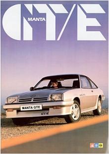 Grattis Opel Manta!