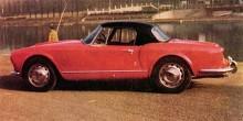 Aurelia 2500 GT Spider.
