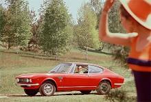 Fiat Dino Coupé presenterades 1967. Värd att ta av hatten för!