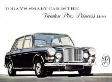 Liten och lyxig, Vanden Plas Princess 1100 blev en favorit bland pensionerade överstar och annat fint folk som vill leva gott utan att det kostade för mycket.