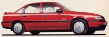 Sista upplagan av Vauxhall Cavalier var i princip identisk med Opel Vectra och började produceras i Luton 1988. Den tillverkades sedan till slutet av 1995 när nästa generation mellanklassare från Vauxhall kom; Vectra.