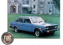 I USA såldes Fiat 131 under namnet Brava.